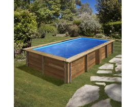Spare part for wooden pools